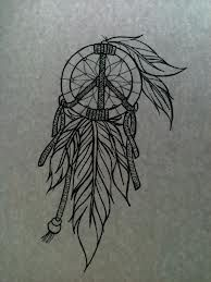 peace catcher tattoo - Google zoeken. overall my favorite dream catcher that I've seen!