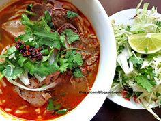 Bun Bo Hue - Vietnamese Hue Noodle Soup