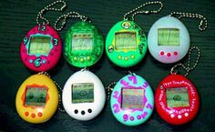 Tamagotchis that would die in about 14 hours: