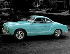 thinking of painting my ghia this color.
