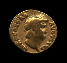 Roman; Imperial      Aureus of Nero        65-66 CE