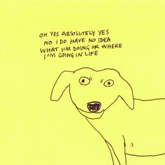 """rubyetc: """" I've been up for 23 hours I think oh no """" Wow Art, Vintage Glam, Pretty Words, Grafik Design, Mellow Yellow, Make Me Happy, Art Inspo, Illustration Art, Illustrations"""