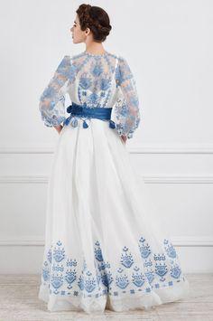 Ексклюзивна дизайнерська сукня , фото 3