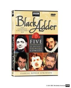 Black Adder: The Complete Collector's Set [Import]