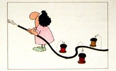 (1999) Hier wird was abgezweigt und einige Pflänzchen am Weg werden  schön gegossen. Das griechische Wort für Korruption ist diafthorá (διαφθορά) und bedeutet auch Verfall