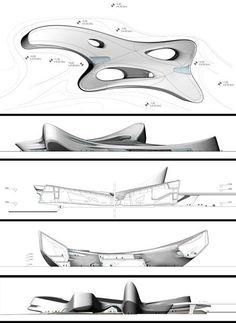 Reggio Waterfront par Zaha Hadid Architects... - Tìm với Google