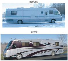 Repairing External Lights On Older Recreational Vehicles – The RV Source Super C Motorhomes, New Motorhomes, Paint Rv, Paint Shop, Gmc Motors, Prevost Coach, Crafts To Do When Your Bored, Crafts For 3 Year Olds, Full Body Paint