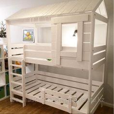 New Baby Room Decoration Ideas Baby Room Design, Baby Room Decor, Kids Bunk Beds, Double Beds, Kids Double Bed, Little Girl Rooms, Boy Room, Kids Furniture, Kids Bedroom