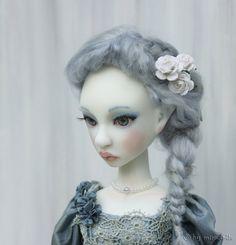 BJD Doll Cerridwen Slim MSD 40 cm blank Artist doll by miradolls