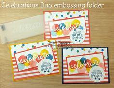 Happy Celebrations Card Video Tutorial