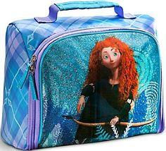 disney brave merida lunch bag