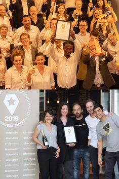 Die Besten der Schweiz: In der Kategorie «Meetinglocations» vom Swiss Location Award 2019 hat der Welle7 Workspace den 1. Platz erreicht, die Coworking Lounge Tessinerplatz in Zürich hat den Publikumspreis gewonnen.