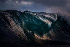 Es mejor fotógrafo del mundo del agua ... Y se acaba de lanzar estas imágenes que frecuentan.