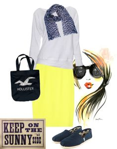 """""""easy sunshine !!!"""" by mdgirlevr ❤ liked on Polyvore"""
