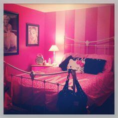 My mini VS PINK bedroom