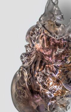 Neri Oxman creates versions of ancient death masks Neri Oxman, Street Art, 3d Printed Objects, 3d Printing Materials, 3d Printer Designs, 3d Printing Service, Digital Fabrication, Generative Art, Illusions