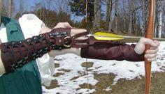 Archer Bracers