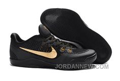 "http://www.jordannew.com/nike-kobe-11-black-gold-mens-basketball-shoes-christmas-deals.html NIKE KOBE 11 ""BLACK GOLD"" MENS BASKETBALL SHOES CHRISTMAS DEALS Only 93.58€ , Free Shipping!"