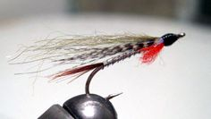 """Originated by local fly-fisherman William Allen, the """"Wooly Fry-Fly"""" has proven to be at successful fly-pattern for Sea-Run Cutthroat off the beach in Campbell River, BC and surrounding areas."""