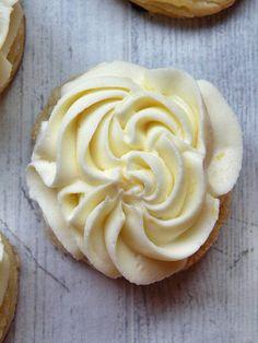 white chocolate and limoncello napoleons