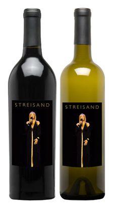 Barbara Streisand wines