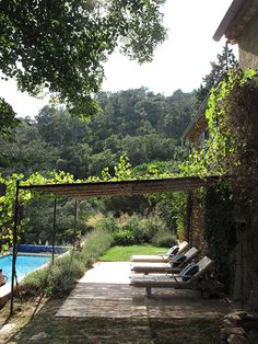La Garde Freinet, St Tropez area. Perfect for family holidays, health and fitness breaks. Sleeps 20.