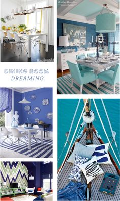 Designing the dining