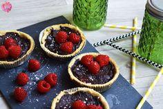 Himbeer-Schoko-Tartelettes | SchokoladenFee