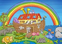 Trilhas de Luz - Jacaurélio e a Arca de Noé