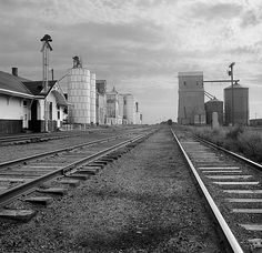 Home- Cheyenne Wells CO    David Plowden- Requiem for Steam