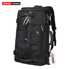 MAGIC UNION Brand Design Men's Travel Bags  Fashion Men Backpacks Men's Multi-purpose Travel Backpack Multifunction Shoulder Bag -  http://mixre.com/magic-union-brand-design-mens-travel-bags-fashion-men-backpacks-mens-multi-purpose-travel-backpack-multifunction-shoulder-bag/  #TravelBags