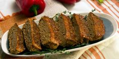 Autumn Calabrese and her brother, chef Bobby Calabrese have created this Must-Have Meatloaf recipe that helps us stay on track with our healthy meal plan. Healthy Dishes, Healthy Cooking, Healthy Dinner Recipes, Cooking Tips, Healthy Eating, Cooking Recipes, Healthy Food, Healthy Meals, Delicious Recipes