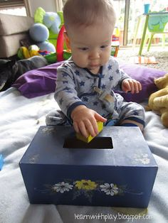 Baby Play: Post The Blocks