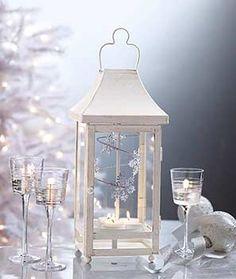 Changing Seasons Lantern #partylite #candles #decoration #winter #talvi #vinter