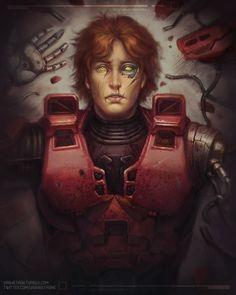 Halo Spartan, Gotham Villains, Red Vs Blue, Red Team, Albedo, Blue Art, 3d Animation, Star Wars Art, Skyrim