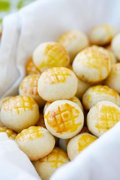 Best-ever pineapple cookies or pineapple tarts - buttery, crumbly and melt-in-your-mouth pastry with pineapple filling, the best pineapple tarts ever.