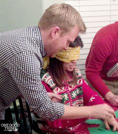 3 Fun Game Ideas To Liven Up Your Holiday Parties!   One Good Thing By Jillee