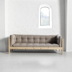 Karup Partners A/S - Lead Supplier of futon - futons and futon beds world wide. Futon Bed, Sofa Beds, Chair And Ottoman, Sofa Furniture, Sofas, Love Seat, Couch, Lighting, Grey