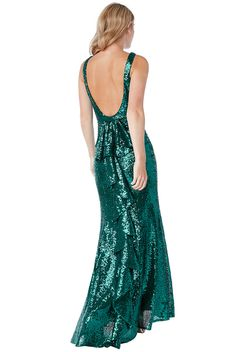 Goddiva is online retailer - specialises in women's occasion wear: Evening, Prom, Race, Bridesmaids Dresses. Shop online with free UK delivery and returns! Long Sequin Dress, Halter Neck Maxi Dress, Sequin Maxi, Formal Wear, Formal Dresses, Fishtail, Wholesale Clothing, Black Tie, Simple Style