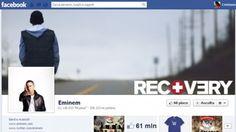 Eminem è il cantante più seguito su Facebook, Lady Gaga regna su Twitter