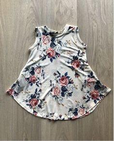 Ivory Wildflower Dress