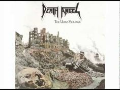 Death Angel - Trapped Under Ice (Metallica Cover, with lyrics)