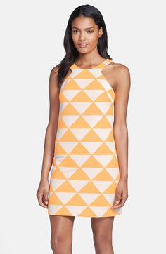 Trina Turk 'Aptos' Jacquard Shift Dress