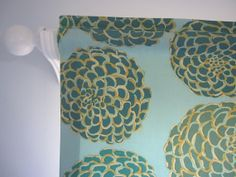 NEW...Curtain Valance Window Curtain by CottageHomeCouture on Etsy, $48.00