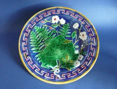 A lovely plate reflecting the Victorian love of ferns
