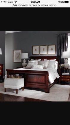 Bedding Master Bedroom Gray Sets Decor Bedrooms Dark