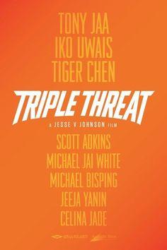 Triple Threat (2017) Full Movie Streaming HD