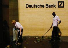 Im Fall eines Brexit: Deutsche Bank plant Abzug von Geschäften aus London