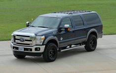 2015 Ford Excursion, I freaking wish Ford would.