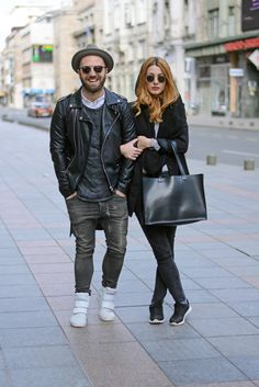 www.shush-mush.com Bomber Jacket, Street Style, Jackets, Fashion, Down Jackets, Moda, Urban Taste, Fashion Styles, Street Styles